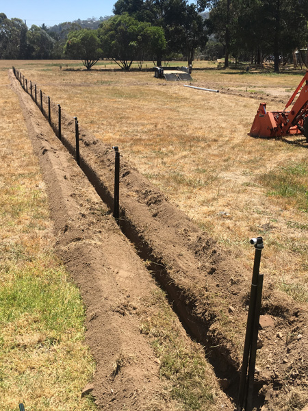 Trenching Mornington, Small Farm Maintenance Frankston, Small Excavation Seaford, New Block Levelling Cranbourrne